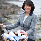 Ri na Mara director Deirdre Ui Chathmhaoil wants to bring her natural products to a global market. Pic: Ramona Farrelly