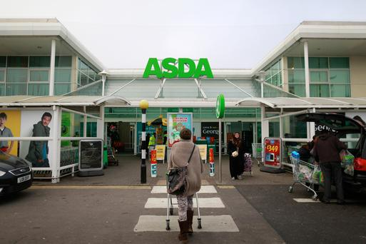 Supermarket giant Asda