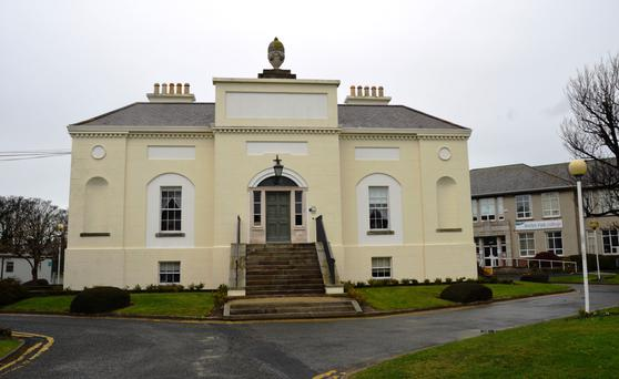 The Rehab Group's Roslyn Park HQ in Dublin 4, sold for more than €12m. It includes a house designed by James Gandon.