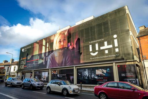 U+I is due to commence the refurbishment of Donnybrook House in Dublin 4 in November
