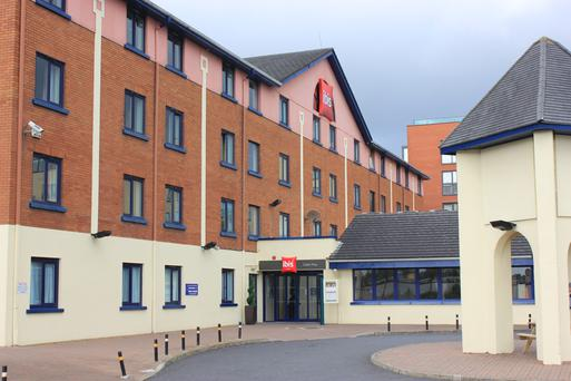 The Hotel ibis has seen major investment in the past 14 months