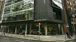 The bleak external environment has fed through into the Irish Times' financial performance