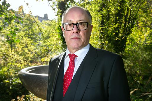 Barry Dooley of the AAI believes advertising can play a positive role. Photo: Tony Gavin