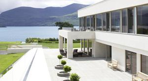 The five-star Europe Hotel & Resort in Co Kerry