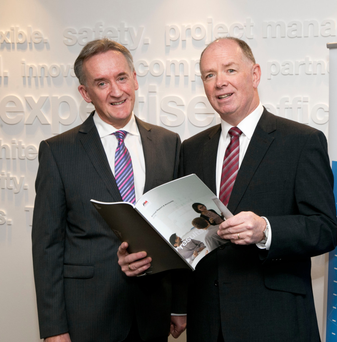 PM Group cfo Larry Westman and ceo Dave Murphy