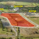 Lands for sale at Tyrrellstown