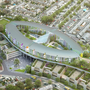 An artist's impression of the new National Children's Hospital