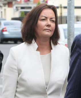 Businesswoman Deirdre Foley
