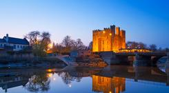 Bunratty Castle in Co Clare Photo: Depositphotos