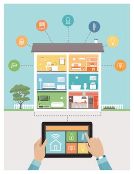 From smart-home heating systems to remote lighting systems, security is increasingly vital