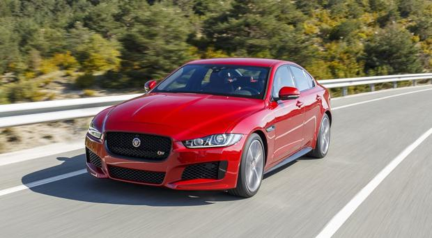 Luxury cars like the Jaguar XE 2 (above) have helped Armalou Holdings to record impressive profits
