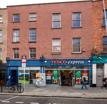 51-52 Thomas Street, Dublin 8, returns to the market and includes five flats as well as the retail premises