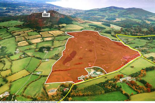 Glen of the Downs Golf Club has a 99-year lease on the land