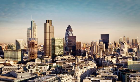 Brexit isn't the only challenge for London's office market