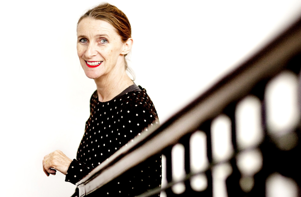 Fashion brand Orla Kiely famous for its distinctive prints collapses