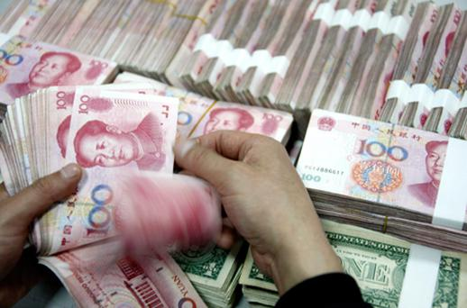 In China, policy makers have increased fiscal stimulus as tepid global demand and slowing private investment weigh on the economy, with growth on track to meet the leadership's target of at least 6.5pc this year. Photo: Getty Stock