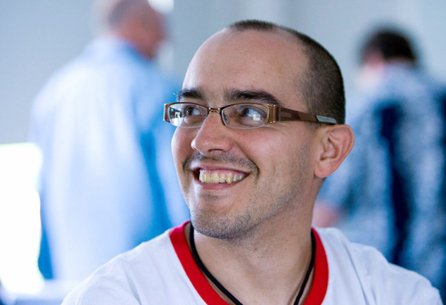 """If you're not p****d right now, what is f**king wrong with you? What is wrong with you?"" shouted startup founder Dave McClure in front an audience of 7,000 people."