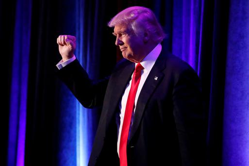 Trump's victory has produced a new level of uncertainty Photo: Reuters