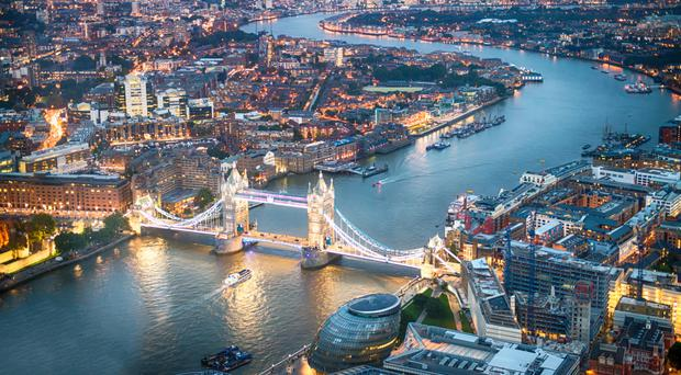 Investors see the enduring value of London as a world financial capital