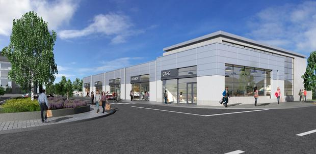 CBRE are bringing five new retail units, including a cafe, to let at Lidl Ireland's new HQ in Tallaght