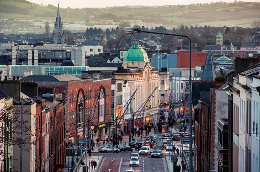 Cork's high street vacancy more than halved from 19.5pc in the first quarter of 2015 to 8.1pc at the end of September 2016