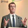 Greencore's Chief Executive Patrick Coveney at a Greencore Group PLC