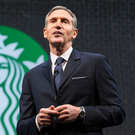 Starbucks chief executive Howard Schultz Photo: Stephen Brashear