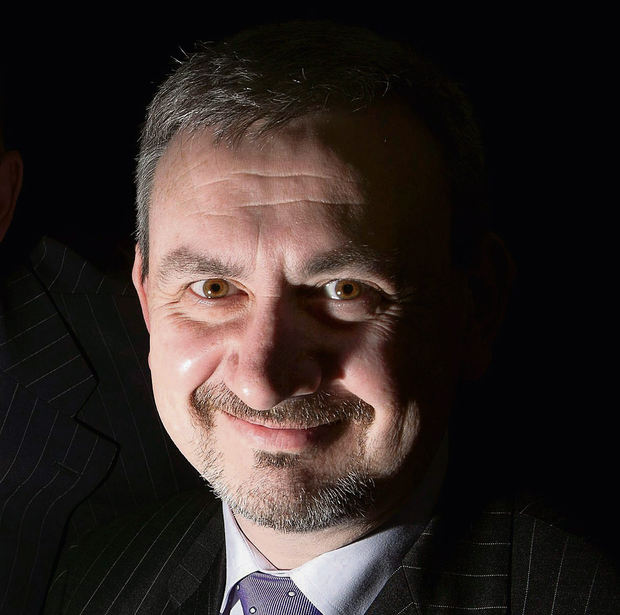 Paul Quinn, the Government's chief procurement officer
