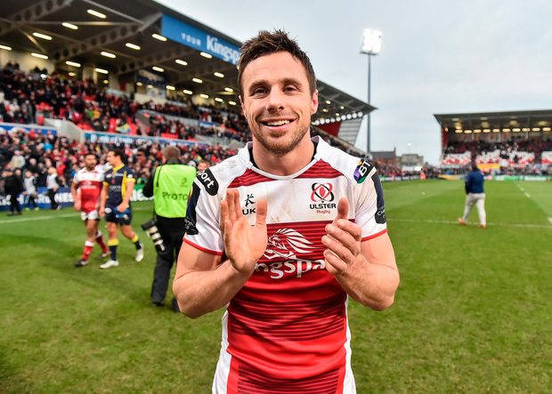 A lucrative deal with Co Monaghan shoe firm Buddha Brand helped boost Tommy Bowe's profits