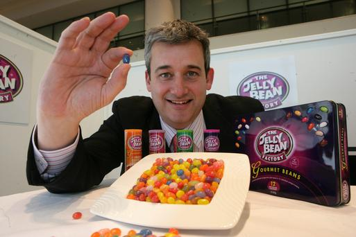 Richard Cullen, former MD of Aran Candy, received a €10.12m windfall when he sold his remaining shareholding in the company