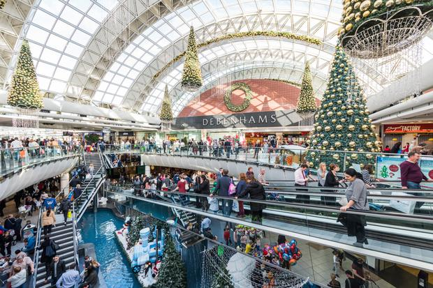 The Blanchardstown Centre was sold for a record €950m in 2016