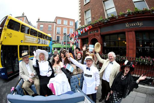 Bloomsday at Kennedy's Pub