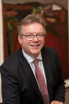 Brian Keegan, director of public policy and taxation, Chartered Accountants Ireland