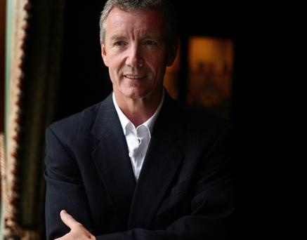 Tullow founder Aidan Heavey is quitting his ceo role