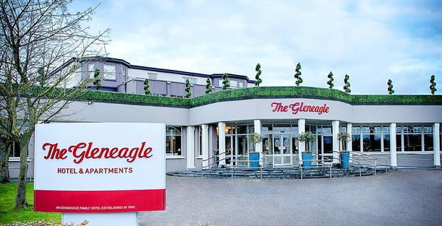 The Gleneagles Group saw a 6pc lift in turnover at its entertainment and hotel complex