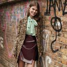 A model in clothes from Primark's newest collection – Primark owner ABF has said weak sterling will hit operating profit margins