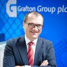 Ceo Gavin Slark hailed Grafton's strong balance sheet