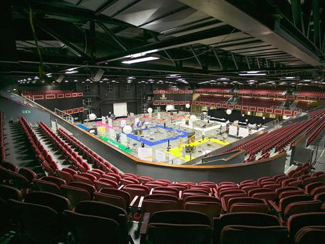 The convention centre in Citywest – its owners had sought to turn it into a concert venue