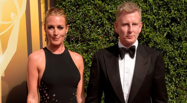 Patrick Kielty and Cat Deely