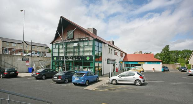 Limerick's Rosedale Shopping Centre has sold for €1.36m