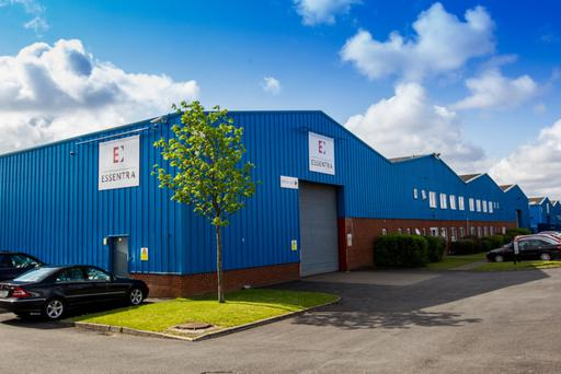 An 8.95pc initial yield was an incentive for the buyers of units 7 & 8, Airways Industrial Estate