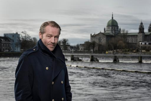 Iain Glen as Galway private eye Jack Taylor