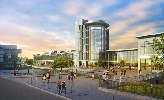 Penneys will anchor the new Carlow Central Shopping Centre which opens next year