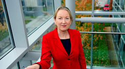 Glanbia Plc Managing Director Siobhan Talbot Photo: Bloomberg