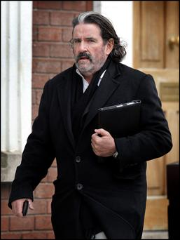 Johnny Ronan was one of the Cherrywood bidders in 2014