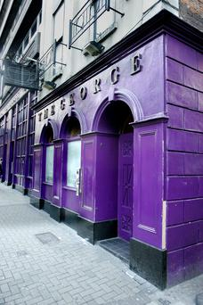 Iconic Dublin nightspot The George has been at the centre of the city's gay community since its opening in 1985