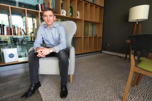 Stephen McIntyre who has switched to a new career in venture capital funding. Photo: Adrian Weckler