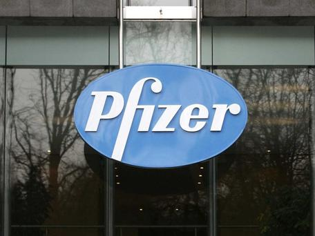 Pfizer employs over 3,000 people in Cork
