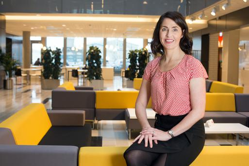 Lidl head of marketing Sian Gray has overseen the retailer's first major sponsorship deal Picture: Tony Gavin