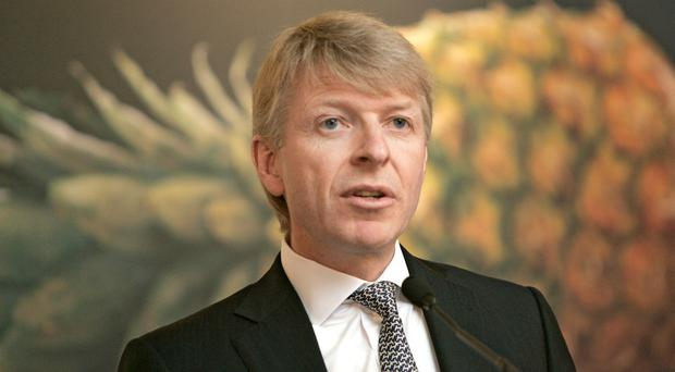 David McCann, executive chairman of fruit firm Fyffes